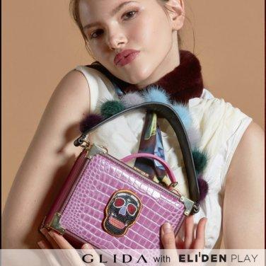 [그리다] GLIDA HIGHLIGHT STAGE Bag-Purple (GPSH-05)