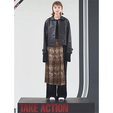 [홀리넘버7] Lambskin TRENCH Jacket