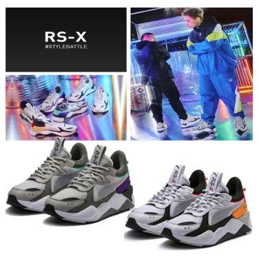 남녀공용 RS-X TRACKS 369332-01,02