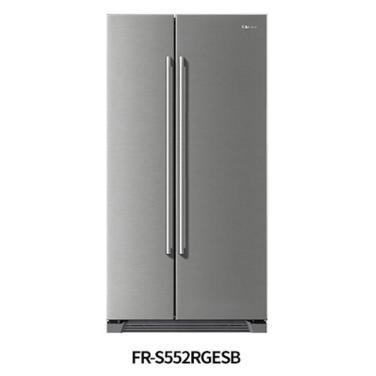 동부대우 양문형 냉장고 FR-S552RGESB [550L / 세미빌트인]