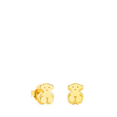 [TOUS]Gold Sweet Dolls Earrings