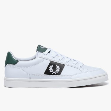 FRED PERRY Deuce Leather 남성 스니커즈 SFPM1937120-100