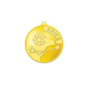 별자리메달-양자리 3.75g