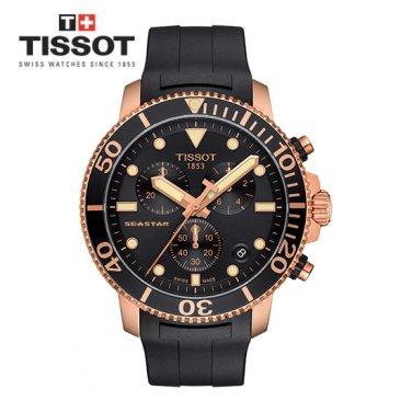SEASTAR 씨스타 1000 크로노그래프  T120.417.37.051.00