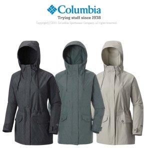 컬럼비아 19년 RR1027 S/S 여성 방투습 자켓