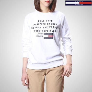 TFMT1KOE46A0(면혼방 로고 크루넥 티셔츠)