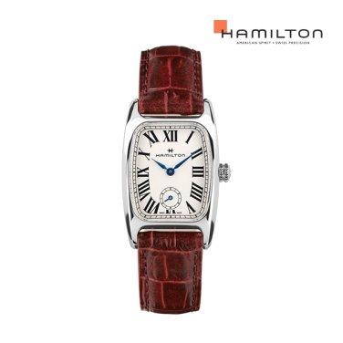 H133211 아메리칸클래식 볼튼 레드 여성 시계 M