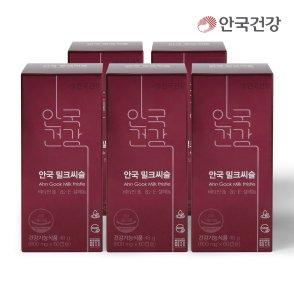 [안국건강] 안국 밀크씨슬 60캡슐 5박스