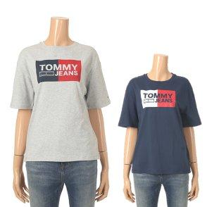 여성 코튼 로고 반소매 티셔츠 TUMT1KOE25D0