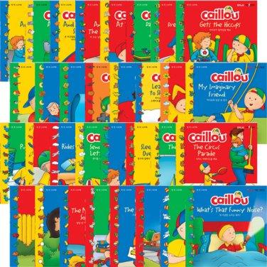 [세이펜BOOK] Caillou 까이유 영한 스토리북 (Paperback + Aduio CD)