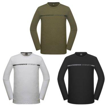 DENDRO (덴드로) 남성 라운드 티셔츠 (DMU18261)