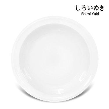 시로이유끼 원접시 특대형 1p