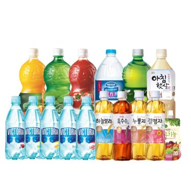 [웅진식품]빅토리아 플레인 탄산수 제안★하늘보리/마이홈카페