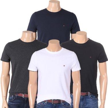 기본 스타일 크루넥 반팔 티셔츠 TMMT2KOE12A0