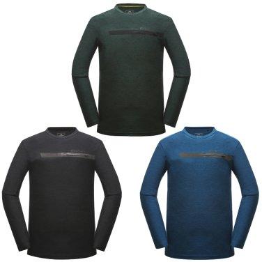 SPRA(스프라) 남성 라운드 티셔츠 (DMU18225)