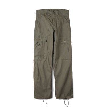 Stan Ray 6 Pocket Cargo Pants 1909 Olive Ripstop