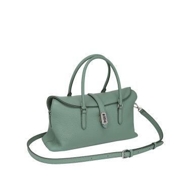[vunque] Frac Tote Slim (플락 토트 슬림) Moss green VQA91TO0611