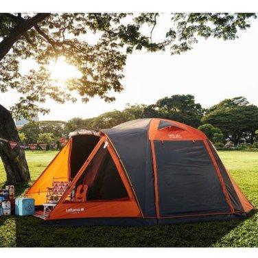 LECE8G072  로간 5 올인원 텐트 (4인 / UV차단 피그먼트코팅)