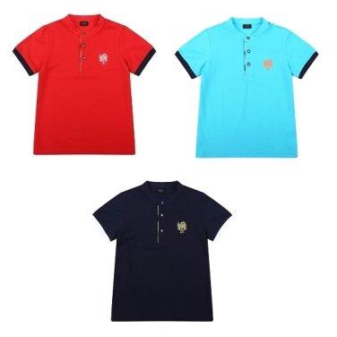 솔리드 헨리넥 티셔츠(DPM12TR19M)