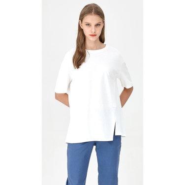 컬러 보타닉 프린팅 티셔츠 BATS01941