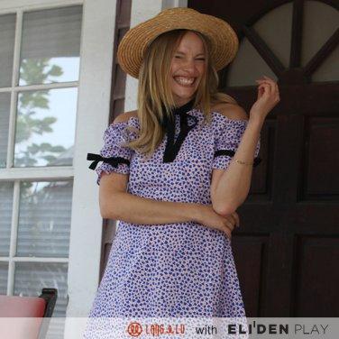 [랭앤루][경리 착용] 19S MARGARET DRESS(마가렛)_01 (19SS01990096)