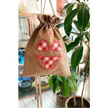 Vikini Bucket Bag(FA18SSAC001)