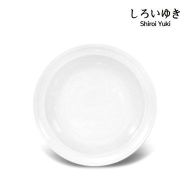 시로이유끼 원접시 소형 1p