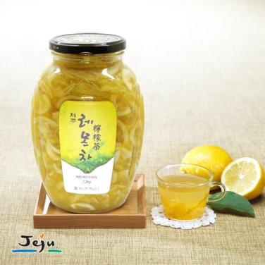 ◆제주 레몬차 2.2kg / 무료배송