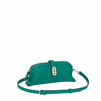 [vunque] Toque Clutch Piccolo (토크 클러치피콜로) Green VQA91CU4011