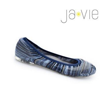 [JAVIE] 자비에 쿠션 플랫_블루스트라이프 (JV-FLAT-BLUE)