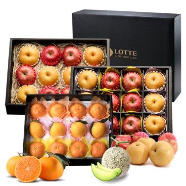 [햇살아름] 엘롯데 전용! 사과배 혼합세트 外 과일선물세트 모음전