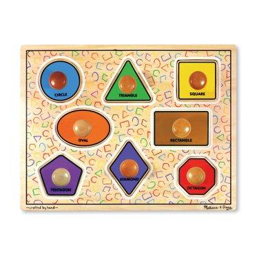[멜리사앤더그] 모형 점보 꼭지 퍼즐
