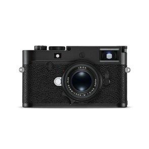 [반도카메라][브레디가방 증정] Leica M10-P (Typ 3656) Body Black + LCD보호필름