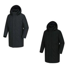 1 M'S GLACIER DOWN COAT [NC1DI51] 남성용 글래시어 다운 코트