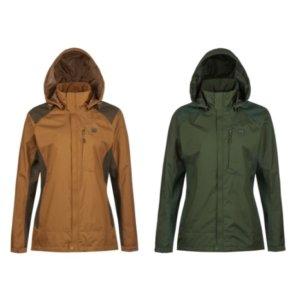 여성 전문형 방풍 자켓 (JKJJA19202CAM,KHA)