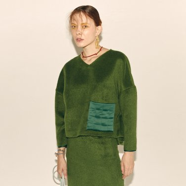 Bono Pocket Top_Green (JC19FWTTP05GR)