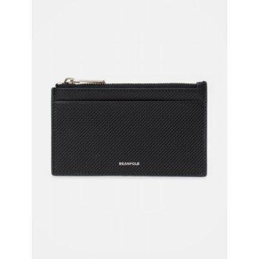 플랫 포켓 S 롱 카드지갑 - Black (BE99A3W115)