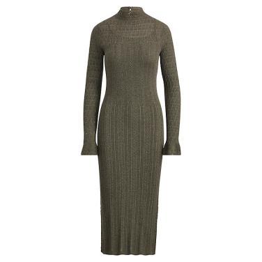 폴로 랄프 로렌 포인텔레 울 스웨터 드레스(WMPODRSN6810088D08)