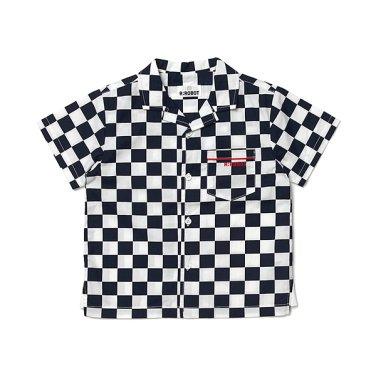 (NY)체커보드리조트셔츠(19329-322-02)