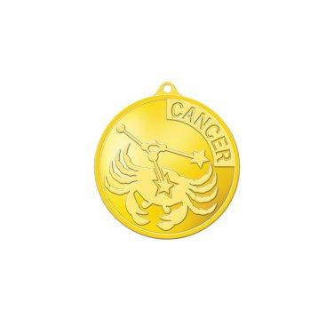 별자리메달-게자리 3.75g