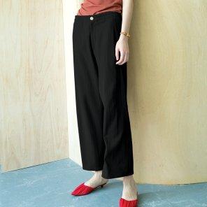 Rimini Comfortable Pants [Black] (JC19SM2RimiPTBK)