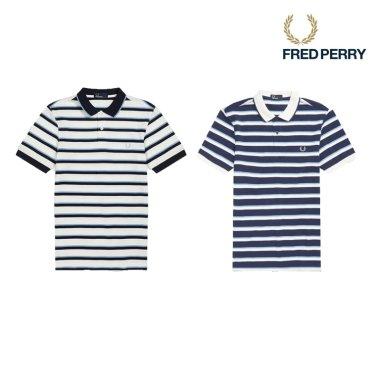 [S/S상품]파인 스트라이프 피케 셔츠 2종 AFPM1915572