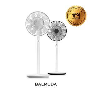 [공식수입원] 그린팬S 선풍기 (블랙/그레이) (EGF-1600-WK/WG)