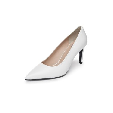 Pointed toe pumps(white) DG1BX20001WHT