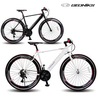 700C 지오닉스 레볼루션 H60A-21 하이브리드 자전거 (미조립박스)