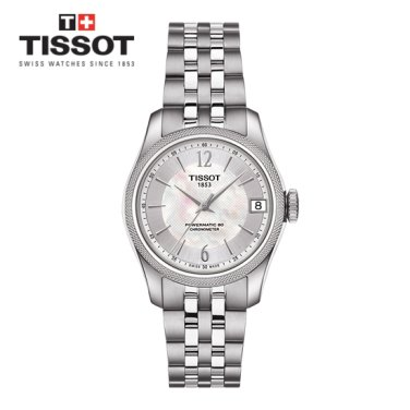 [티쏘] TISSOT BALLADE POWERMATIC 80 COSC LADY 여성시계 T108.208.11.117.00