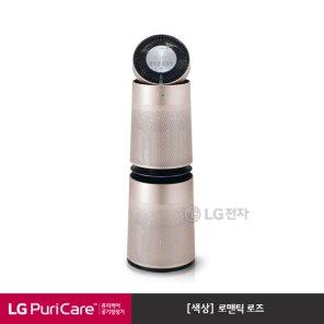 [LG전자]퓨리케어 360도 공기청정기 AS300DRFA (로맨틱로즈/CA공기청정 인증)