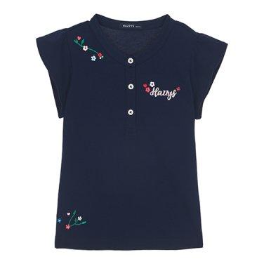 NV프릴 민소매 티셔츠(E_HPM11TC62M-NV)