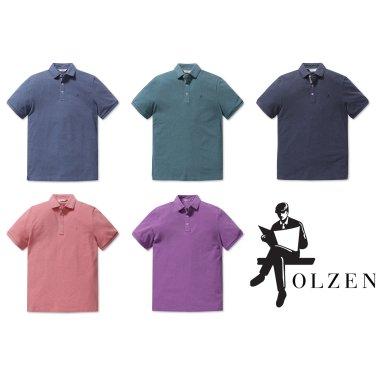 [올젠]솔리드 리플 티셔츠(ZOZ2TT1302 5종 택1)as