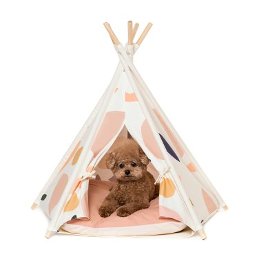 TEEPEE TENT A. PINK(중형)